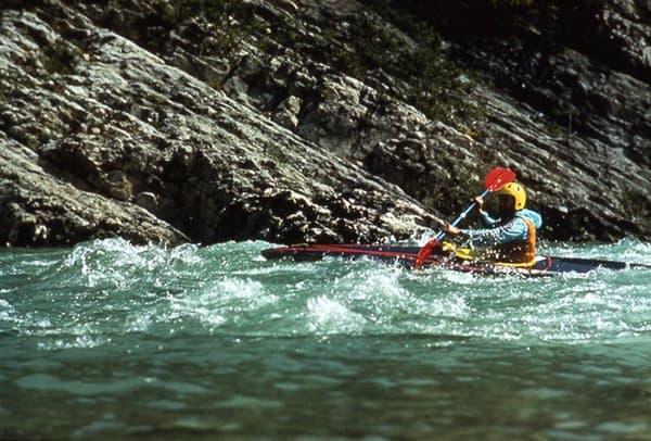 Rafting Río Ésera